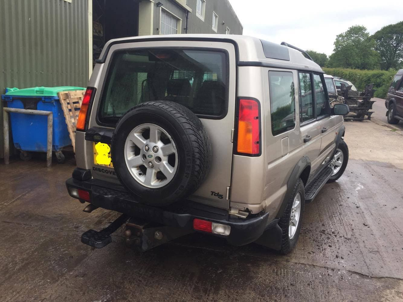 2003 land rover discovery 2 manual
