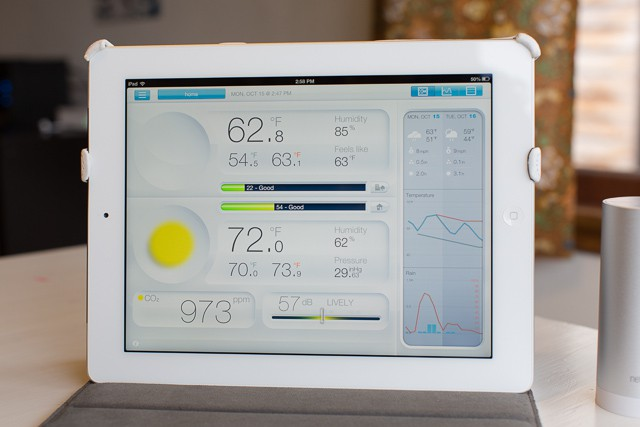netatmo weather station user manual