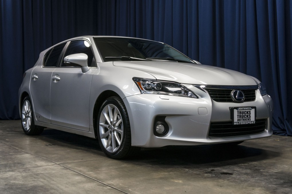 2012 lexus ct200h owners manual