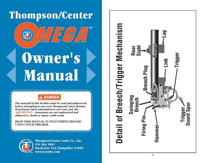 thompson center contender owners manual