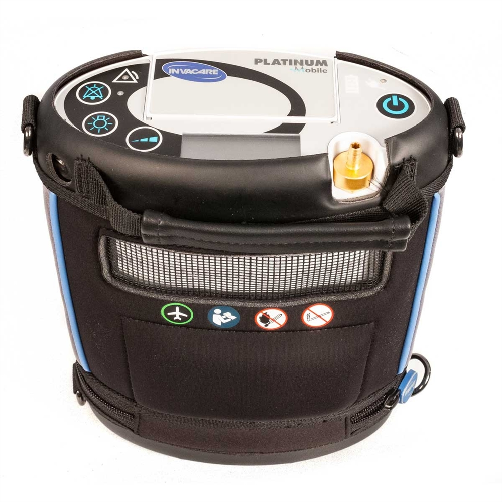 invacare oxygen concentrator user manual