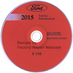 2016 ford f150 factory service manual