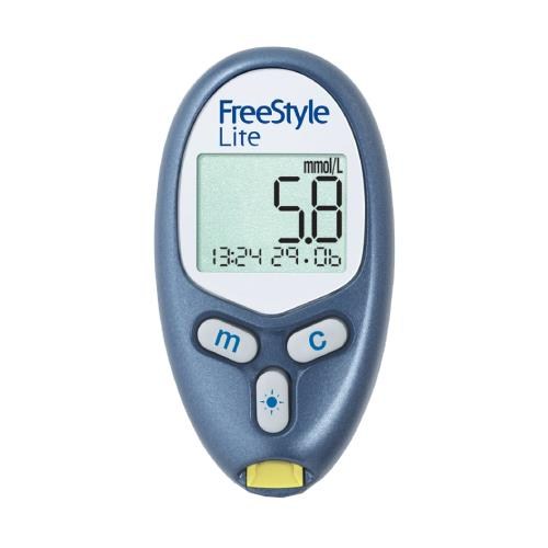 freestyle lite glucometer user manual