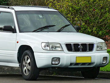 2000 subaru forester service manual pdf