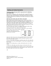 2009 mercury grand marquis owners manual