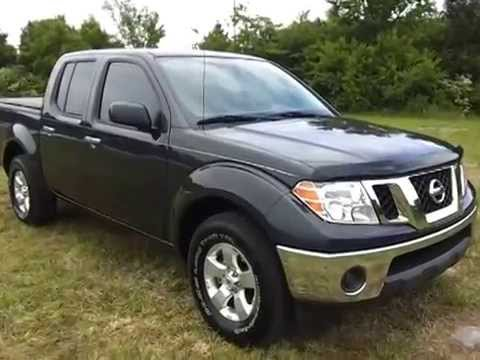 2010 nissan frontier se owners manual