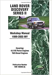 land rover discovery 2 owners handbook manual