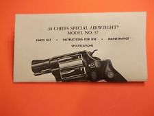 smith and wesson owners manual
